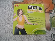 80´s Collection Volume II Musik CD 10 Songs Pop Rock Mix Sampler PC go 2007sparen25.com , sparen25.de , sparen25.info