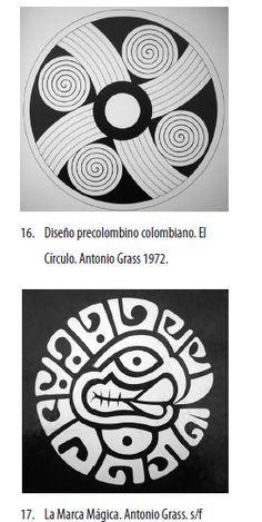 iconografia indigena #Colombia