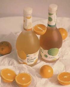 #Pomelo #wine #summer #orange Wine, Orange, Drinks, Bottle, Summer, Drinking, Beverages, Summer Time, Flask