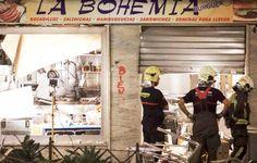 Un total de ocho personas de las que resultaron heridas en la explosión ocurrida este pasado sábado en una cafetería del municipio malagueño de Vélez-Málaga permanecen ingresadas tanto en el Hospital Comarcal de la Axarquía como en el Hospital Regional de Málaga capital. Así, en el de la Axarquía permanecen seis personas, tres de ellas en planta y otras tres en la Unidad de Cuidados Intensivos (UCI), aunque todas están fuera de peligro, según han informado fuentes sanitarias a Europa Press…