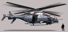 TH 208 - Transport Helicopter