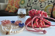 Jewelry Pouch (large) | Lotus Wonders