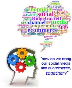 Get social networks talking about your business brand, products, and services. Social Commerce is how business gets done in the new world!