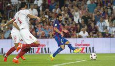 Supercopa de España: FC Barcelona, 3 - Sevilla, 0   barca   SPORT.es