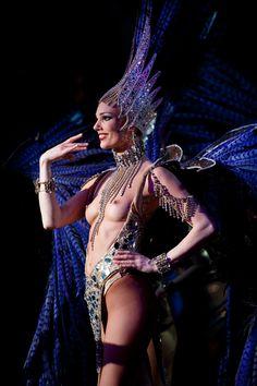 miss frankreich topless