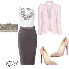 Ladies Business Attire | Visit polyvored.com