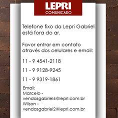 Comunicado Lepri