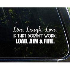 Auto Sticker-Funny Car Sticker-Gun Family-Stick Family Decal-Window Sticker-Sticker Decal-Window Decal-Car Decals-Vehicle Sticker [10ZiYx0210599] - $8.99