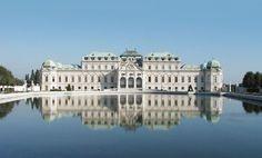 Upper Belvedere | Belvedere vienna austria