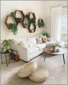Find out Where to Buy Every Single Thing in This Plant-Filled Bohemian Living Room &; Jeder von uns h&; Find out Where to Buy Every Single Thing in This Plant-Filled Bohemian Living Room &; Jeder von uns h&; Boho Living Room, Living Room Interior, Living Room Chairs, Dining Room, Simple Living Room Decor, Living Room With Carpet, Living Room Decorations, Living Room Decor With Plants, Living Room No Tv