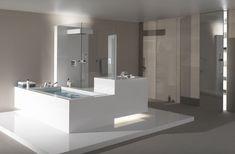 "Open Concept bathroom. Innovative ""Italian"" Design, German Craftsmanship by Dornbracht."