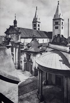 Karel Plicka - Prague World Cities, Best Cities, Josef Sudek, Prague Czech Republic, Europe Photos, European Vacation, Medieval Town, Architecture Old, Eastern Europe
