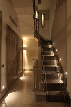 find this pin and more on entrance lighting - Basement Lighting Design