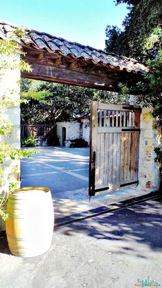 Travel California: Holman Ranch - Carmel Valley - MiscFinds4u