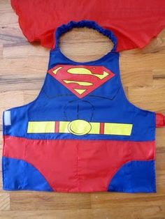 cool diy superman costume