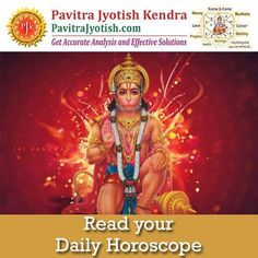 #DailyHoroscope #DailyAstrology Get more power and vigour in daily life with the blessings of Lord Hanuman. Read your daily horoscope: http://www.pavitrajyotish.com/daily-horoscope/ #PavitraJyotish #DailyPredictions  #Tuesday #Today_Horoscope #ZodiacSign #SunSign