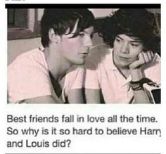 proof harry and louis are dating