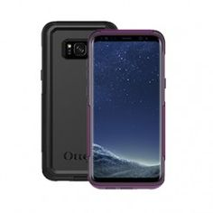 The Samsung Galaxy S8 Plus Commuter Series case offers a slim and sleek look to complement your Galaxy S8 Plus without skipping out on the protection for those of us who are constantly on-the-go.