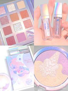 Makeup Box, Kiss Makeup, Makeup Inspo, Kawaii Makeup, Cute Makeup, Makeup Looks, Beauty Care, Diy Beauty, Beauty Makeup
