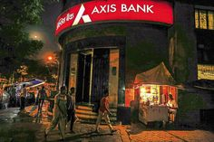 Axis Bank falls 5.8% most in 11 months - Livemint #757LiveIN
