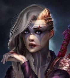 Fantasy Character Design, Character Drawing, Character Inspiration, Character Ideas, Dnd Characters, Fantasy Characters, Female Characters, High Fantasy, Fantasy Women
