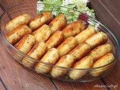 Kliknij i przeczytaj ten artykuł! Indian Food Recipes, Healthy Dinner Recipes, Appetizer Recipes, Cooking Recipes, Good Food, Yummy Food, Food Garnishes, Food Test, Football Food