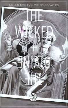 DIVINE #18 Cover A NM Image Comics WICKED Vault 35