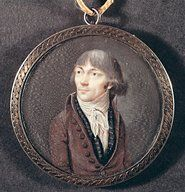 French School: Portrait of Jean-Marie Collot d'Herbois (1750-1796)
