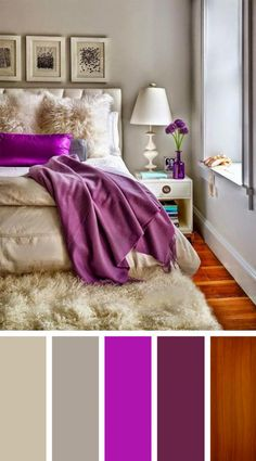 10+ Luxurious Bedroom Color Scheme Ideas - Page 7 of 13