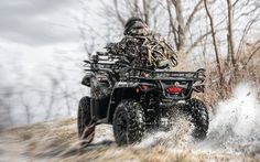 Outlander L - Photo Gallery - ATV Trail Rider
