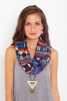 Because I don't have enough scarves $28