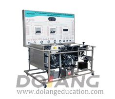 Automotive Electrical Controlled Engine (Transmission and Air conditioning) Training Equipment