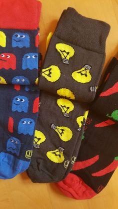 Tak neváhejte dokud jsou #ponozky #silonky #rajponozek #rajsilonek #socks #barevneponozky #designoveponozky #paprika #zarovka #duch #kvalitniponozky Duch, Gloves, Socks, Winter, Fashion, Winter Time, Moda, Fashion Styles, Sock