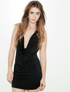 Session #001 - 005 - Gallery - Adoring Lily Collins • Your online resource for all things Lily Collins