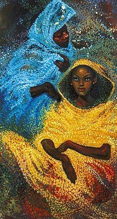 ☆ Nubian Wedding :→: Artist Fattah Hallah Abdel ☆