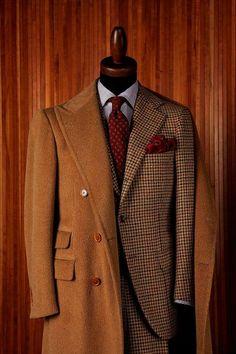 Tweed + Vicuna