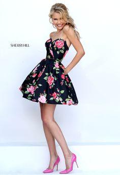 Sherri Hill 50116