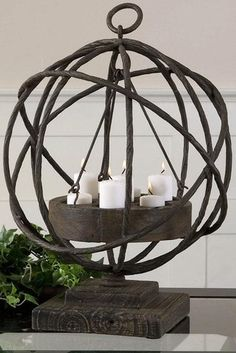 Sammy Candleholder - eclectic - candles and candle holders - Home Decorators Collection