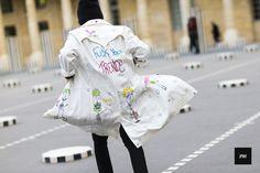 J'ai Perdu Ma Veste / Edison Zhang – Paris  // #Fashion, #FashionBlog, #FashionBlogger, #Ootd, #OutfitOfTheDay, #StreetStyle, #Style