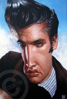 Elvis Presley ~. ˛ • ° ˛˚˛ *•。★* 。˚ ˚nottoofarhome.*•。