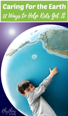 Earth Day green living ideas and parenting tips for Kids. Caring for the earth and making environmentally sustainable choices is an important skill to share with our children. The future of planet Earth depends on the choices we make today. Click through