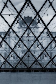 The Louvre inside out.