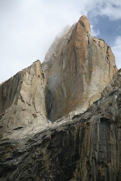 Great Trango Tower - Karakoram, Pakistan /  Love Your Mother
