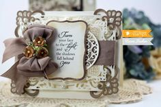Spellbinders A2 Filigree Delight, Decorative Labels Eight, Windows Two, Labels Eight - Waltzingmouse Stamps