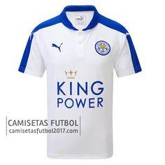 Tercera camiseta tailandia de Leicester City 2015 2016 4a57c82430578