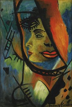 Francis Picabia, PROFIL on ArtStack #francis-picabia #art