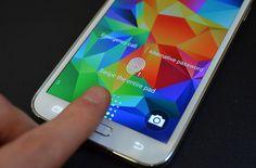 How to setup the Samsung Galaxy S5 fingerprint reader - http://draalin.com/samsung-galaxy-s5-fingerprint-reader/