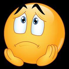 Sad Emojis by Emoji World – Emoji World Android App Store Funny Emoji Faces, Funny Emoticons, Smileys, Angry Emoji, Smiley Emoji, Kiss Emoji, Images Emoji, Emoji Pictures, Love Smiley