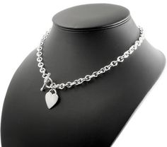 Toggle necklace