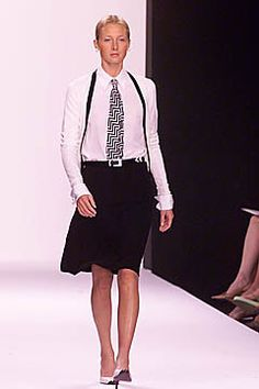 Ralph Lauren Spring 2001 Ready-to-Wear Collection Photos - Vogue